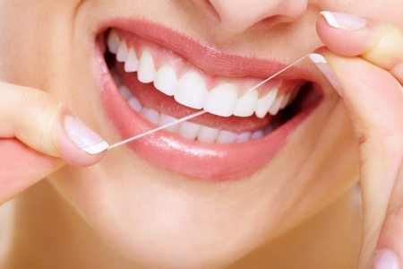 tips for flossing