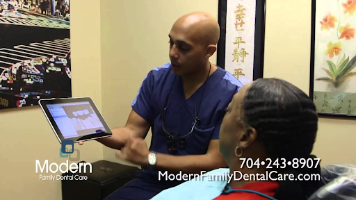What Sets Modern Family Dental Care Apart?