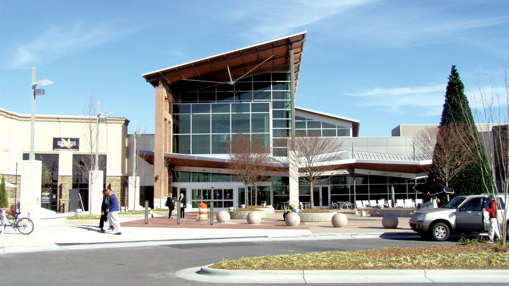 Shopping at Northlake Mall in Charlotte