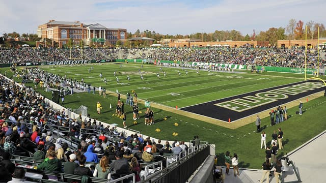 Charlotte 49ers Jerry Richardson Stadium