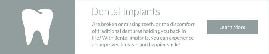 dental implant callout gray