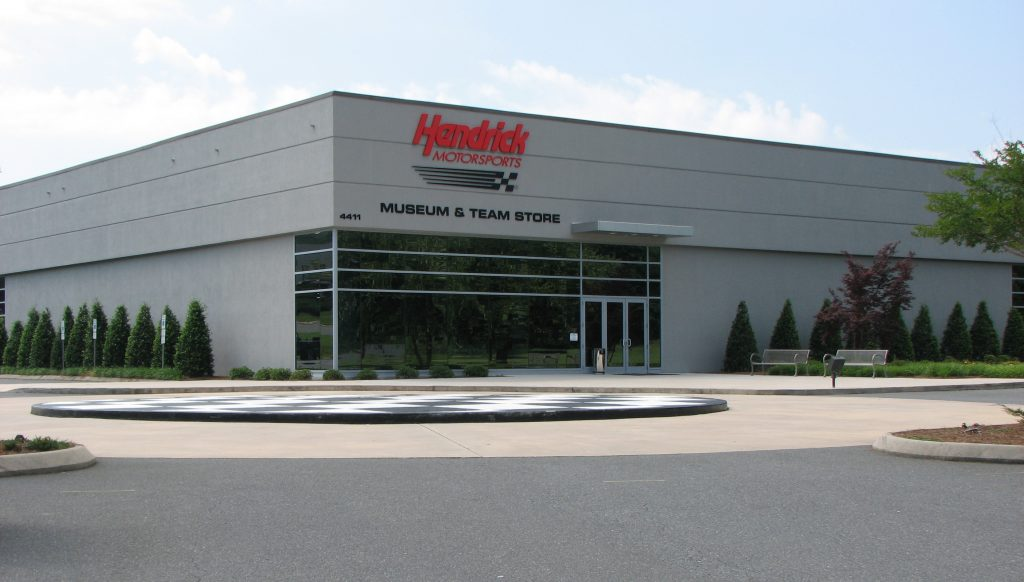 Hendrick Motorsports Museum and Team Shop