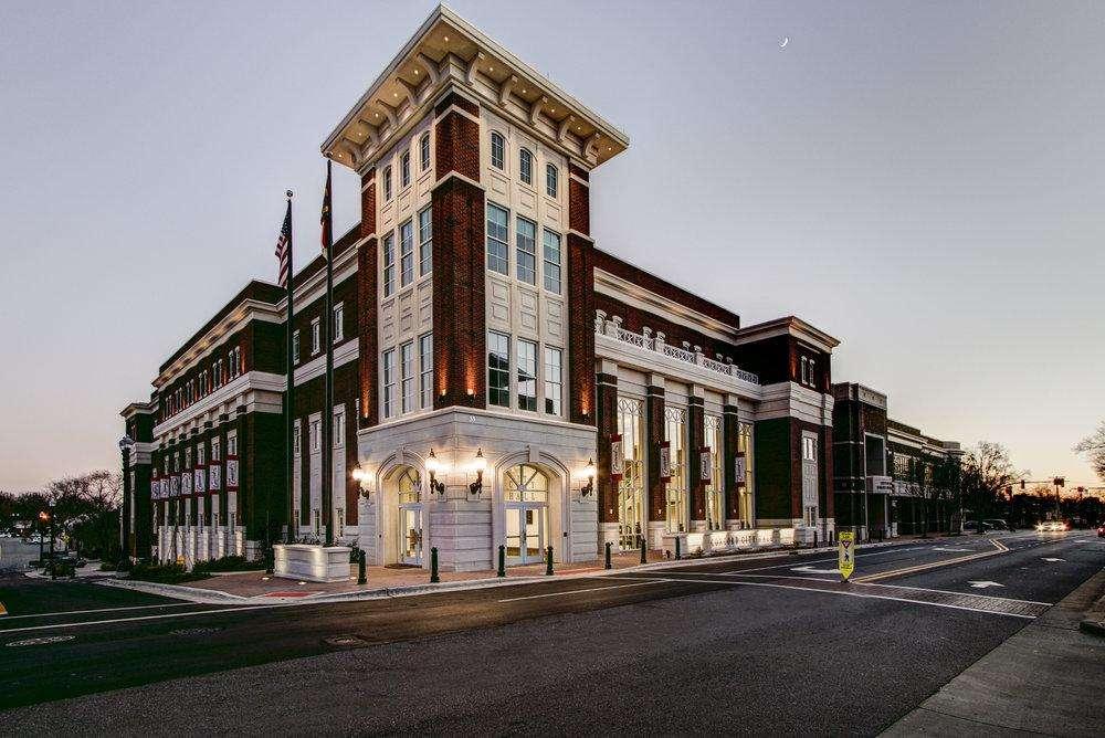 ADW Civic City Hall Concord NC E