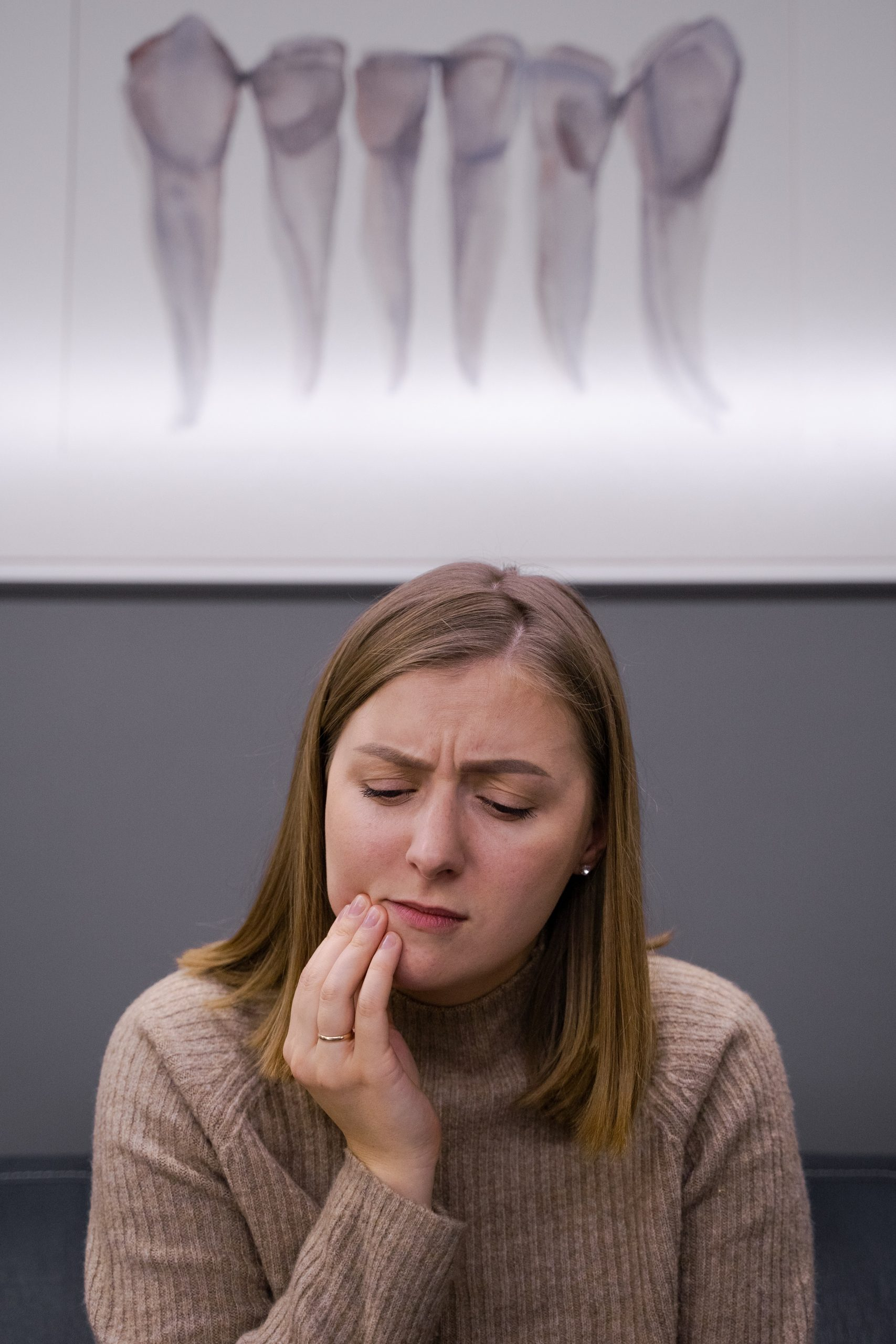 how swollen gums and damaged teeth impair your immune system
